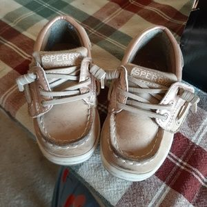 Toddler Sperry